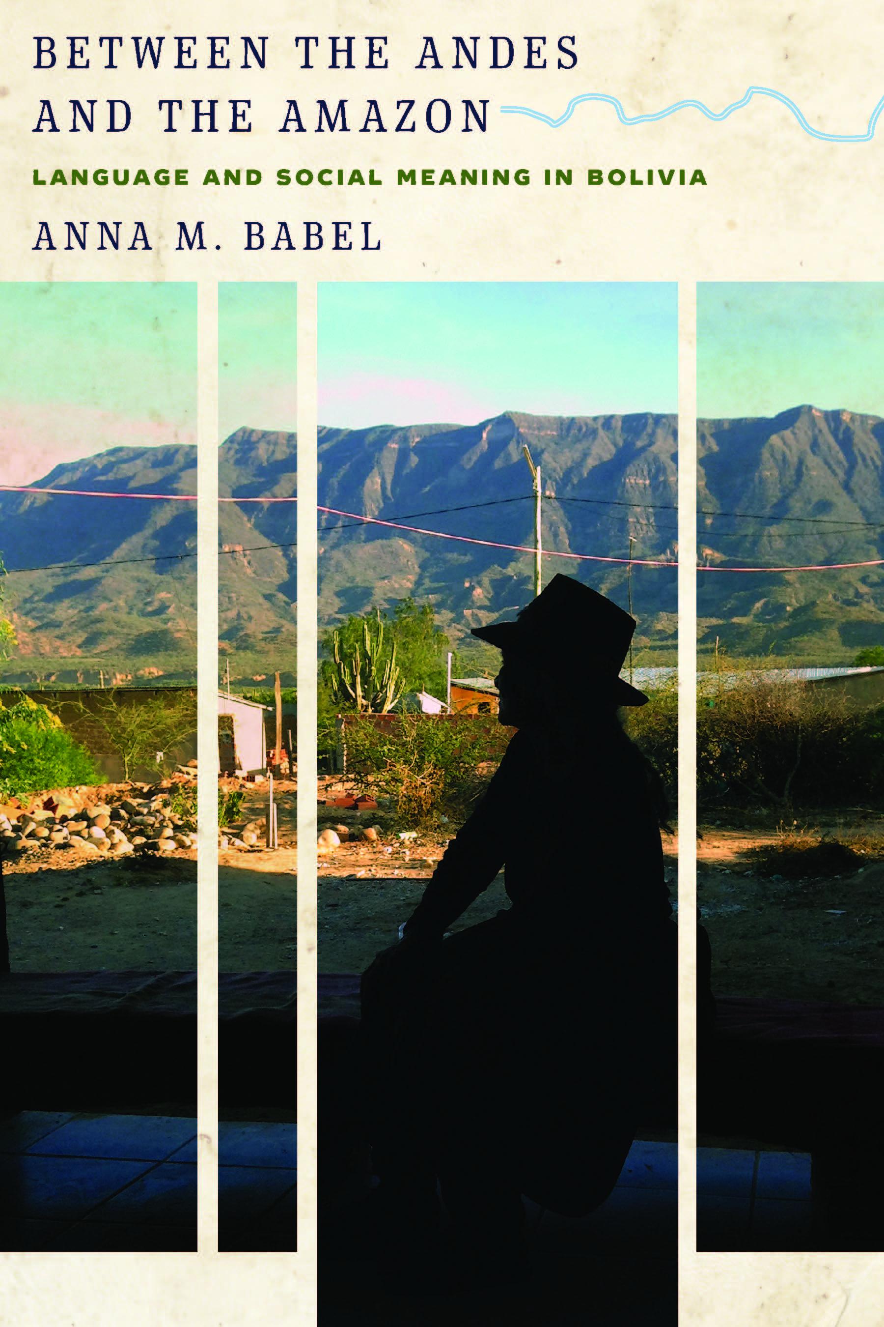 Anna Babel | Department of Linguistics