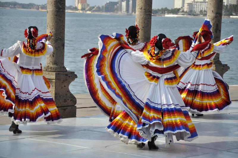 Mexican Folkloric Dancers of Jalisco, Photo credit: Wikimedia Commons