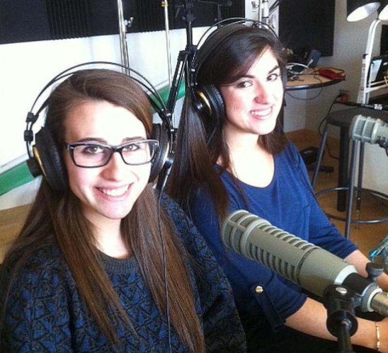 Radio Production at the CLLC