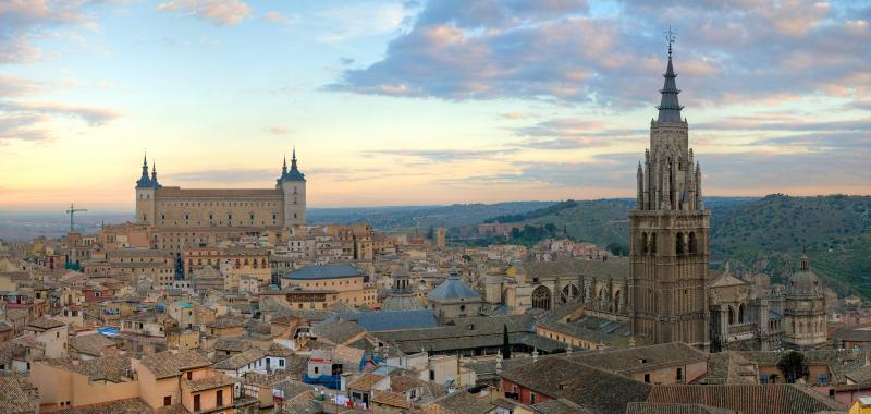Toledo, Spain, Photo credit: Wikimedia Commons