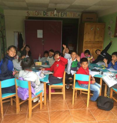 Ecuador: Puente Cultural Service and Teaching Abroad Grant